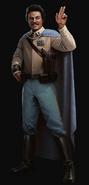 Lando-SaScover Darren Tan