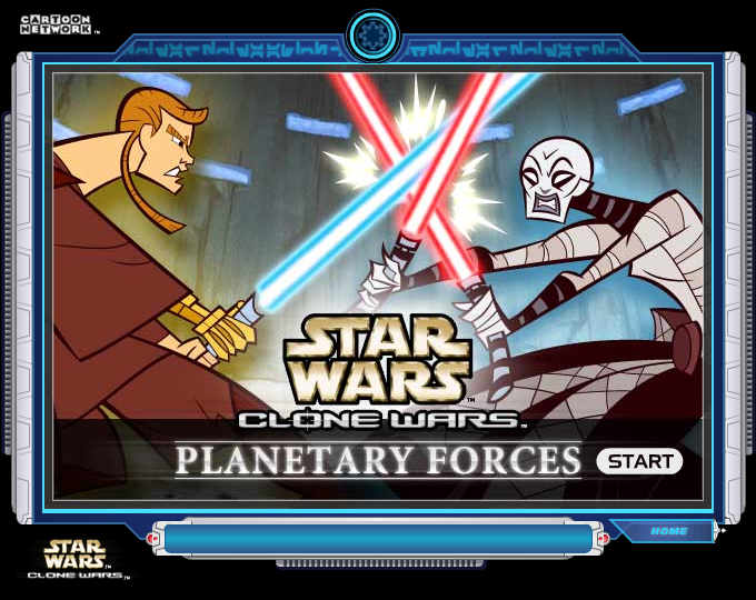 Star Wars: Clone Wars: Planetary Forces