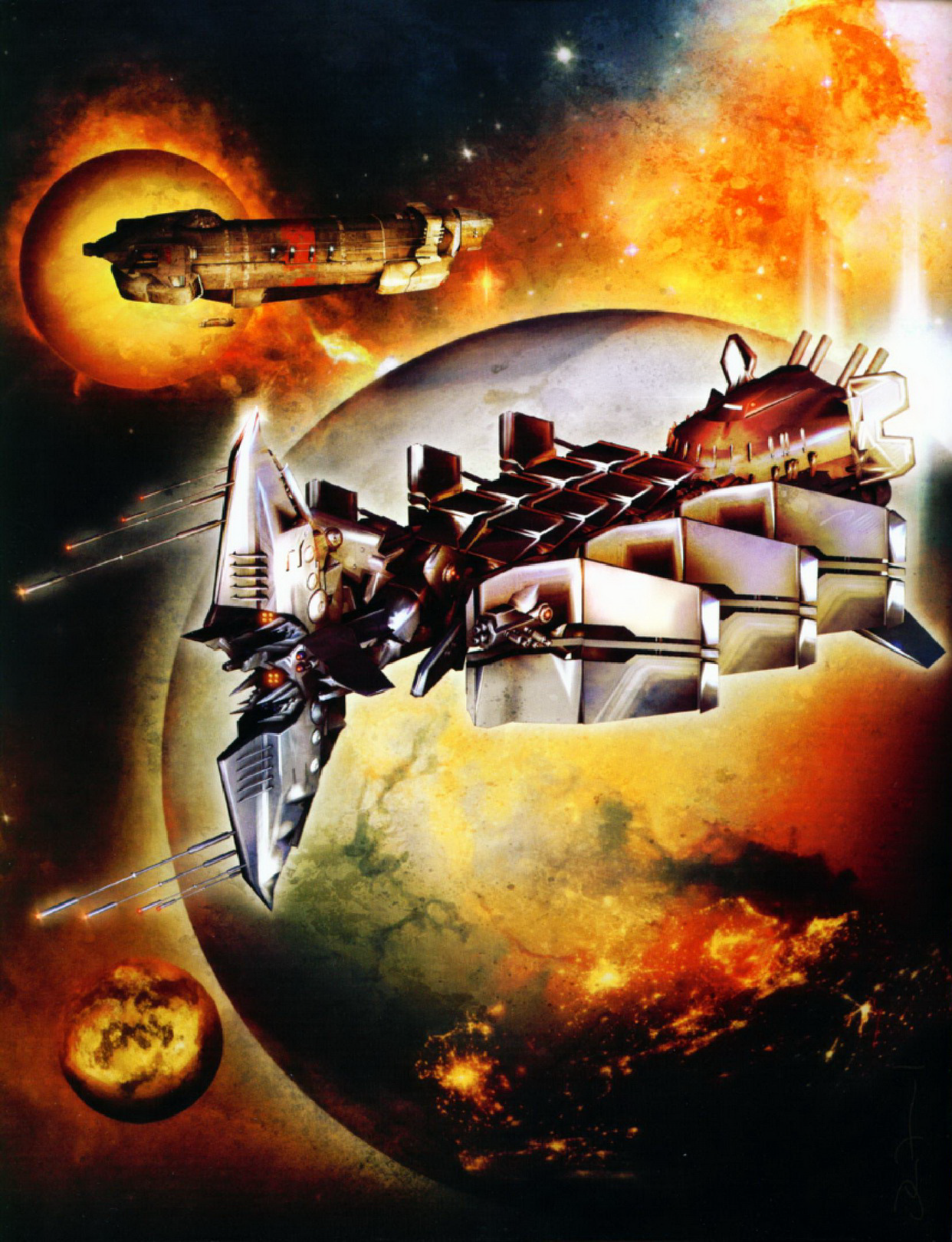 Тионская война