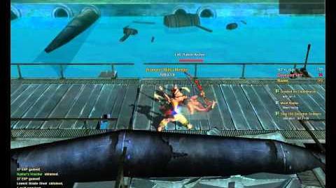 Rusty Hearts-Closed beta-Lobster King boss