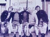 Arthur Hodgson and the Kneecaps