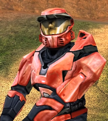 HCE Red Armor