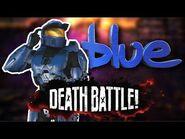 Blue Team gets Blue-dthirsty in DEATH BATTLE!