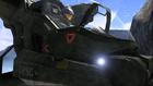 UNSC pilot in Hornet