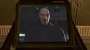 Chairman is vey bald