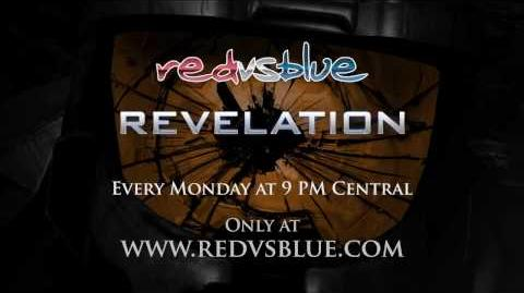Red vs Blue Revelation Teaser Trailer