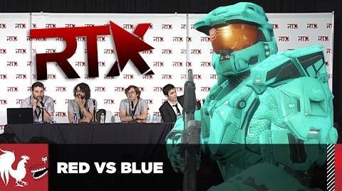 RVB Main Panel - Red vs