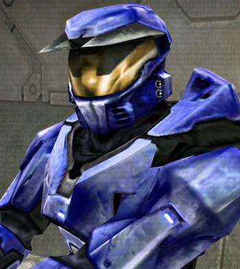 HCE Blue Armor