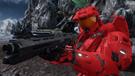 Sarge with shotgun Halo 4