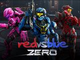 Red vs. Blue: Zero