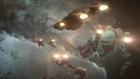 Freelancers flying in space