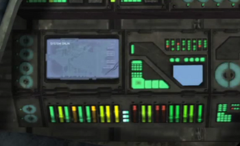H3 Control Panel