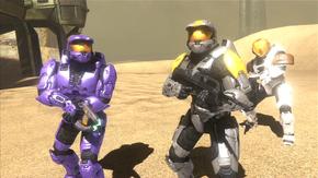 Doc, Wash, and Meta at Sandtrap.png