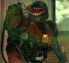 Sharkface AKA Insurrection Flamer