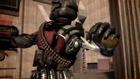 Red Demo Man throwing Brute Shot Shot - S10