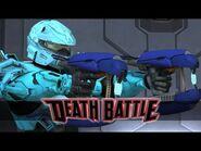 Agent Carolina Enters DEATH BATTLE!