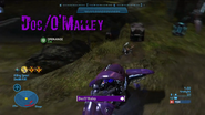 Doc & O'malley firefight