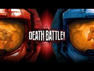 Red VS Blue (Rooster Teeth) - DEATH BATTLE!