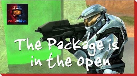 The Package is in the Open - Episode 5 - Red vs