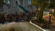 Trauermarsch für einen gefallenen König 3