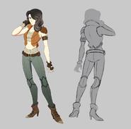 Cinder Huntress Disguise