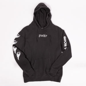 RWBY Qrow Emblems Pullover Hoodie.png