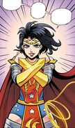 RWBY Justice League Diana