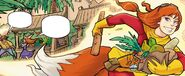 RWBY Justice League 7 (Chapter 14) Jesse' Semblance