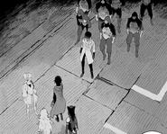 Chapter 16 (2018 manga) Roman encounter Team RWBY in underground city 02