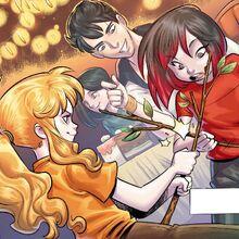 RWBY DC Comics 7 (Chapter 14) Ruby and Yang's childhood past.jpg