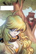 RWBY DC Comics 7 (Chapter 14) Yang's current journey in Anima 02