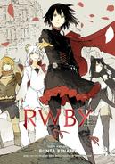 RWBY The Official Manga Vol. 3 Beacon Arc (3) cover