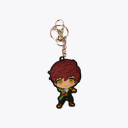 RWBY Oscar Pine Double Sided Keychain