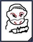 White Fang Lieutenant card (April Fool's 2020)