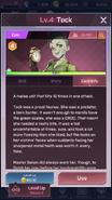 Amity Arena Tock card 1