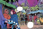 RWBY Justice League 3 (Chapter 5) Faunus Quarter