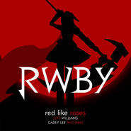Red Like Roses Cover