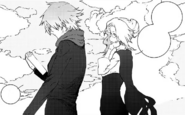 Chapter 3 (2018 manga) Ozpin and Glynda observe the student's pair up