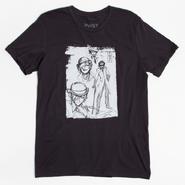 Limited Edition RWBY Roman Torchwick Sketch T-Shirt