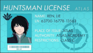 Ren License
