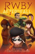 RWBY After the Fall front cover