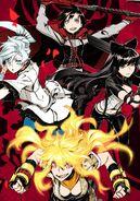 Preview of RWBY manga 02