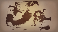 RWBY Remnant World Map Source Material 00