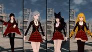 Rwby school uniform dlc