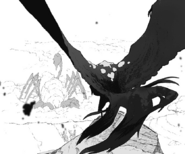Chapter 4 (2018 manga) Death Stalker and Nevermore corner Team RWBY and JNPR