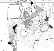 Chapter 6 (2018 manga), Team RWBY encounters Sun