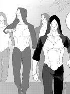 Chapter 7 (2018 manga) White Fang members