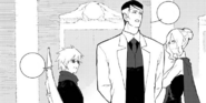 Chapter 17 (2018 manga) Ozpin, Ironwood and Glynda heard an explosion