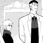 Chapter 17 (2018 manga) Ozpin, Ironwood and Glynda heard an explosion.png