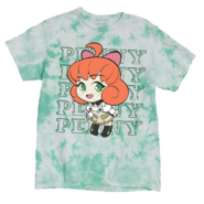 RWBY Penny Tie Dye T-Shirt